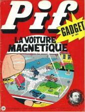 Pif (Gadget) -163- Auto-promenade surprise