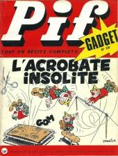 Pif (Gadget) -170- Le pantin