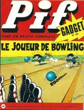 Pif (Gadget) -186- La montgolfière