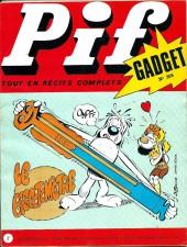 Pif (Gadget) -205- Histoire humide et glissante