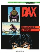 Dax -1- Rosso sangue a oriente