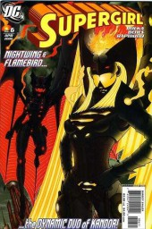 Supergirl (2005) -6A- Candor. Part One.