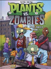 Plants vs. zombies -4- Home sweet home