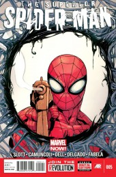 Superior Spider-Man (The) (2013) -5- Emotional Triggers
