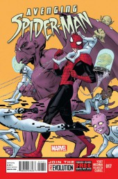 Avenging Spider-Man (2012) -17- The Superior Age, Part 2