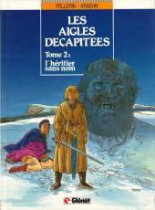 Les aigles décapitées -2a88- L'héritier sans nom
