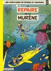 Spirou et Fantasio -9d81- Le repaire de la murène