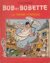 Bob et Bobette -35- La tombe hindoue