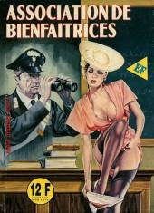 Histoires noires (Elvifrance) -131- Association de bienfaitrices