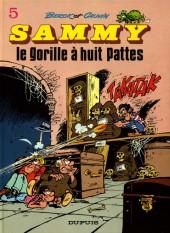 Sammy -5b1987- Le gorille à huit pattes