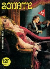 Histoires noires (Elvifrance) -122- Sonate