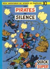 Spirou et Fantasio -10d80- Les pirates du silence