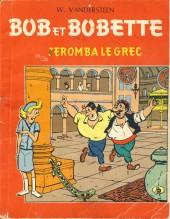 Bob et Bobette -53- Jéromba le Grec