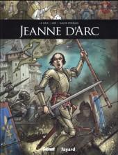 Ils ont fait l'Histoire -14- Jeanne d'Arc