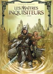Les maîtres Inquisiteurs -5- Aronn