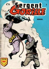 Sergent Gorille -3- J'ai peur Sergent!