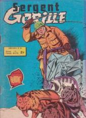 Sergent Gorille -66- L'echec de Gorille