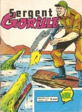 Sergent Gorille -75- Mystere en Amazonie