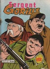 Sergent Gorille -76- Trio d'as