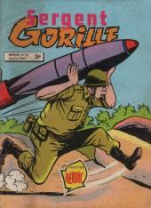 Sergent Gorille -80- Une promenade en ballon