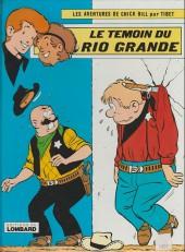 Chick Bill -2340a80- Le Témoin du Rio Grande