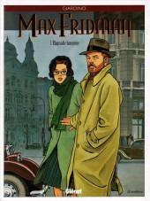 Max Fridman (Les aventures de) -1d- Rhapsodie hongroise
