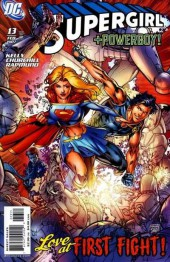 Supergirl (2005) -13- Love at first fight
