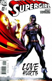 Supergirl (2005) -15- Love the ones we hurt