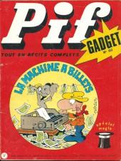 Pif (Gadget) -213- Un drôle de génie