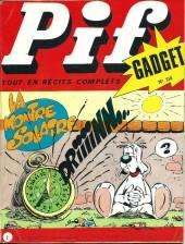 Pif (Gadget) -218- L'aventure c'est l'aventure! (version Pifienne)