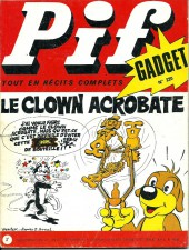 Pif (Gadget) -220- La locomotive en folie