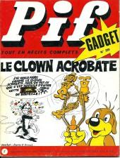 Pif (Gadget) -220- La locomotive en folie