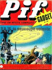 Pif (Gadget) -221- Ta pie vole. Tapis vole!
