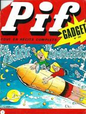Pif (Gadget) -232- Une si jolie petite plage