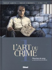 L'art du crime -1- Planches de Sang