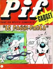 Pif (Gadget) -237- La double vie de Pif
