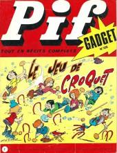 Pif (Gadget) -238- Etre ou ne pas être