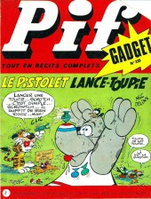 Pif (Gadget) -239- Pour une bouchée de pain