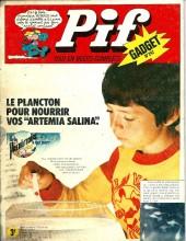 Pif (Gadget) -242- Le grand cirque