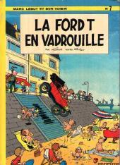 Marc Lebut et son voisin -7-  La Ford T en vadrouille