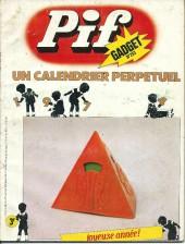 Pif (Gadget) -253- Le pendule d'Hercule
