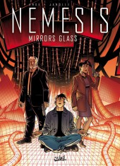Couverture de Nemesis (Ange/Janolle) -8- Mirrors glass