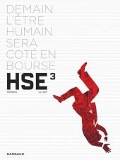 HSE (Human Stock Exchange) -3- Tome 3