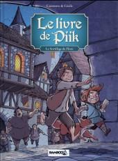Le livre de Piik -2- Le sortilège de flore