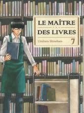Le maître des livres -7- Tome 7