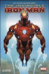 Invincible Iron Man (The) (Marvel Deluxe) -6- Le futur