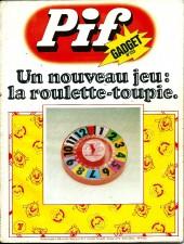 Pif (Gadget) -255- L'île des chiens