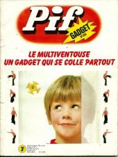 Pif (Gadget) -256- Il y a de l'abus!