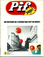 Pif (Gadget) -257- Drôle de chapeau