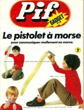 Pif (Gadget) -258- Monte donc voir d'ou tu descends!